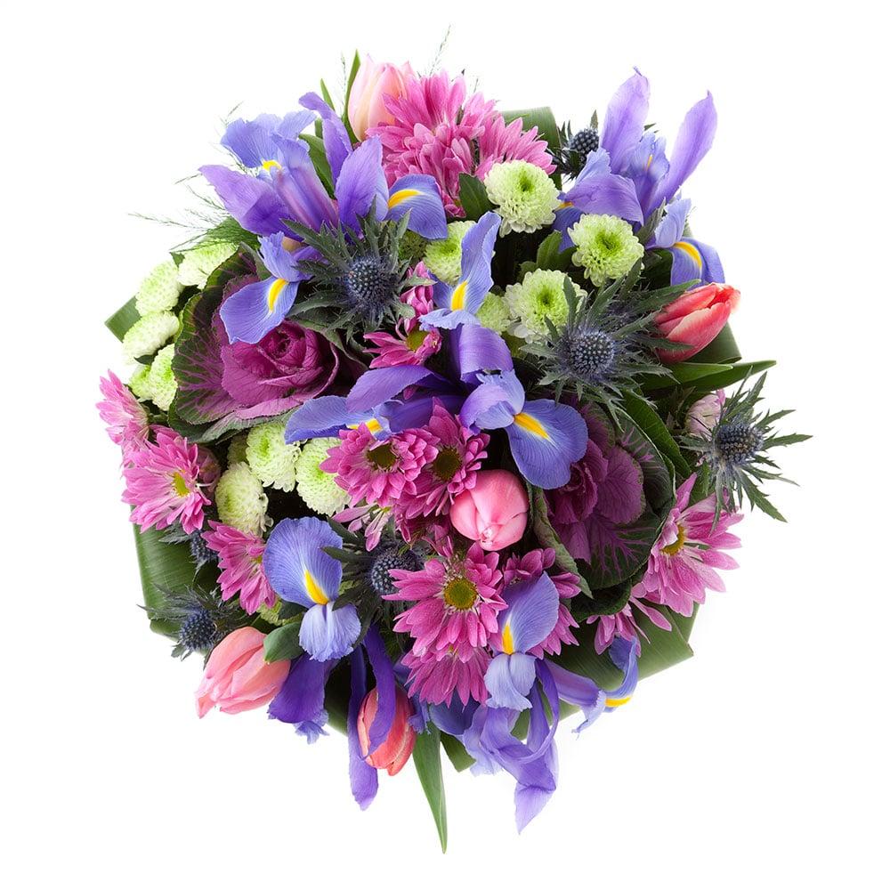 Blumenstrauß wild