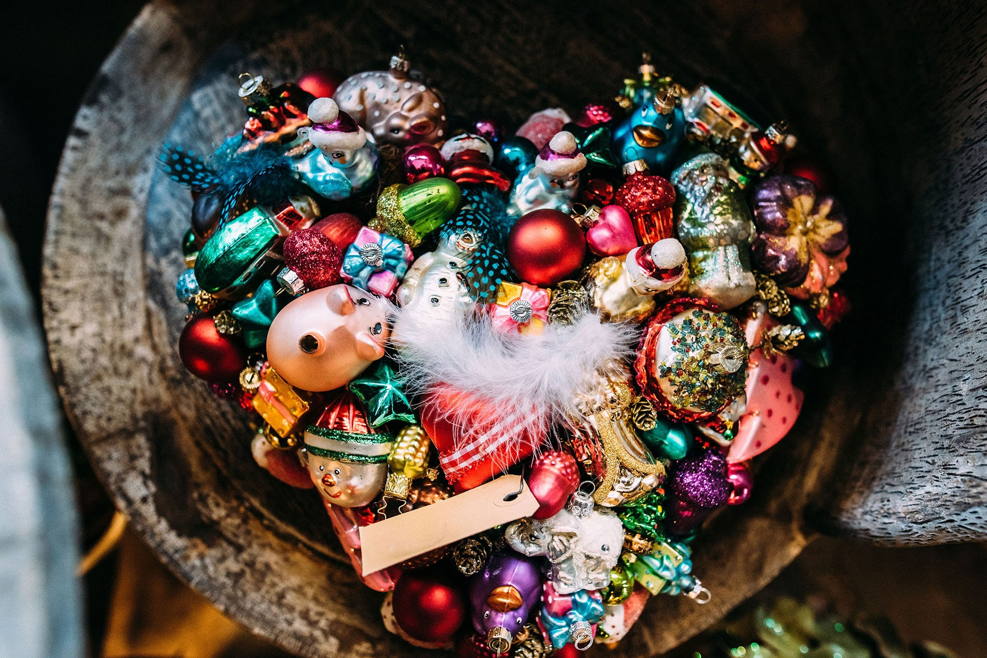 Weihnachtsschmuck Kranz